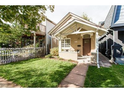 Denver Single Family Home Active: 2541 Clarkson Street