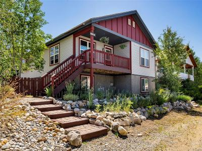 Routt County Single Family Home Active: 2366 Savoy Place
