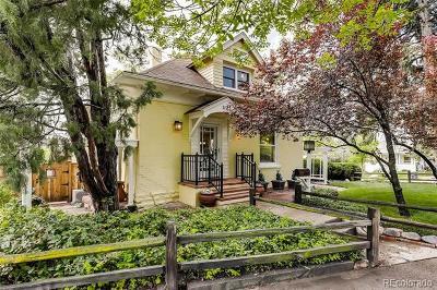 Longmont Single Family Home Active: 1125 3rd Avenue