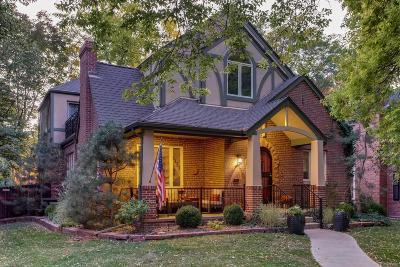 Denver Single Family Home Active: 991 South Columbine Street