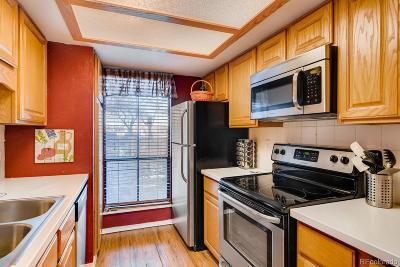 Denver Condo/Townhouse Active: 3550 South Harlan Street #171