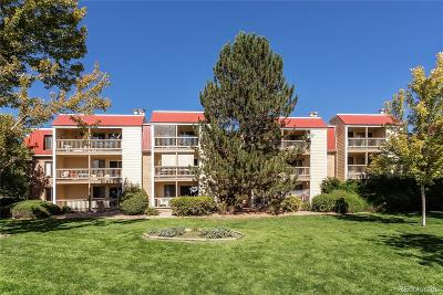 Condo/Townhouse Sold: 14852 East Kentucky Drive #917