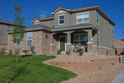 Broomfield Single Family Home Under Contract: 16406 Avalanche Run