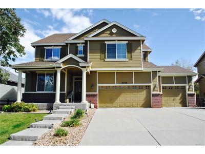 Centennial Single Family Home Under Contract: 6494 South Abilene Street