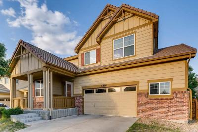 Commerce City Single Family Home Active: 10186 Pitkin Way