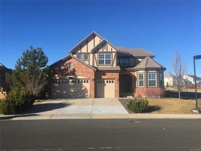 Parker Single Family Home Under Contract: 10555 Lexington Lane