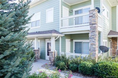 Parker Condo/Townhouse Under Contract: 9584 Pearl Circle #204
