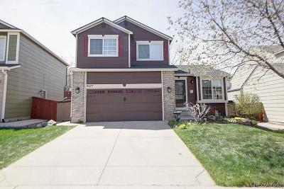 Highlands Ranch Single Family Home Active: 9677 Whitecliff Place