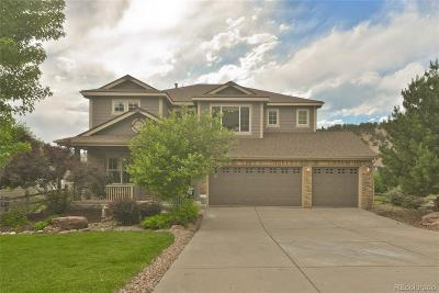 Lyons Single Family Home Active: 141 Stone Canyon Drive