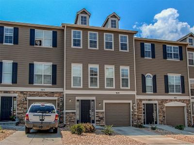 Monument Condo/Townhouse Under Contract: 929 Burning Bush Point