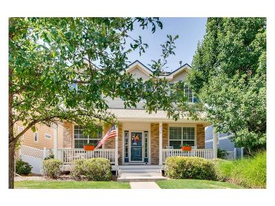 Arvada Single Family Home Under Contract: 8375 Deframe Court