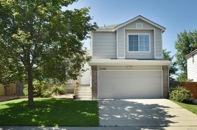 Centennial Single Family Home Under Contract: 21508 East Crestline Lane