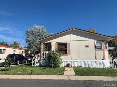 Adams County Single Family Home Active: 2100 West 100th Avenue #198
