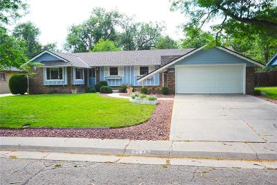 Arvada CO Single Family Home Under Contract: $459,900