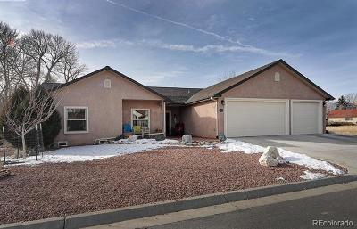 Salida Single Family Home Active: 208 Mesa Court