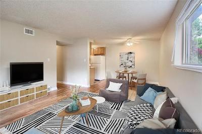 Centennial Condo/Townhouse Under Contract: 249 East Highline Circle #108