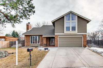 Arvada Single Family Home Under Contract: 9974 West 85th Place