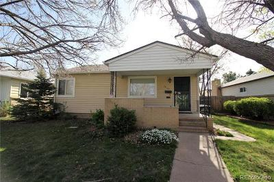Single Family Home Active: 2634 South Cook Street
