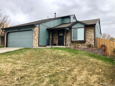 Thornton Single Family Home Active: 12177 Fairfax Street