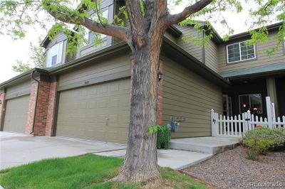 Broomfield Single Family Home Active: 3464 West 125th Point