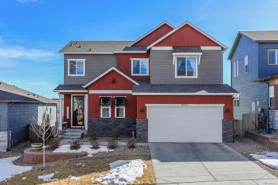 Castle Rock Single Family Home Under Contract: 3572 Ghost Dance Drive