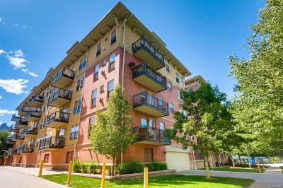 Denver Condo/Townhouse Under Contract: 1699 North Downing Street #403