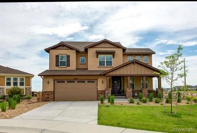 Arvada Single Family Home Active: 8874 Flattop Way