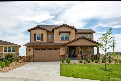 Leyden Rock Single Family Home Active: 8874 Flattop Way