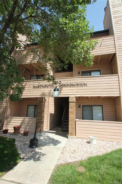 Denver Condo/Townhouse Active: 3100 South Federal Boulevard #221