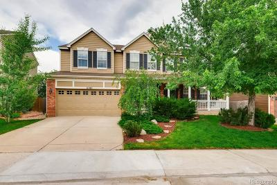 Parker Single Family Home Under Contract: 11740 Crow Hill Drive