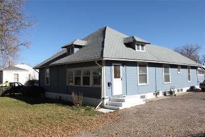 Arapahoe County Single Family Home Active: 4036 South Logan Street