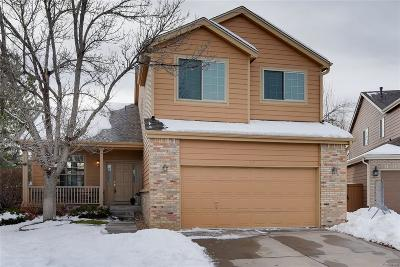 Highlands Ranch Single Family Home Active: 312 Florence Court