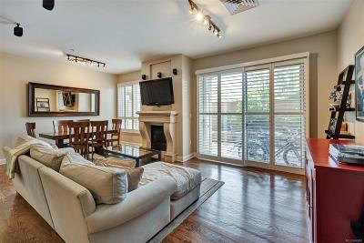 Denver Condo/Townhouse Active: 2500 East Cherry Creek South Drive #113