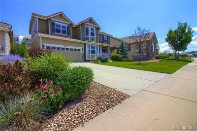 Castle Rock Single Family Home Active: 2184 Bellavista Street