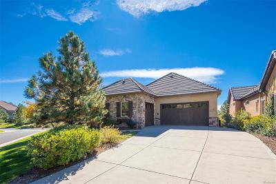 Castle Pines Village, Castle Pines Villages Single Family Home Active: 5106 Ten Mile Place