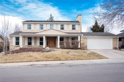 Englewood Single Family Home Under Contract: 5552 South Jamaica Way