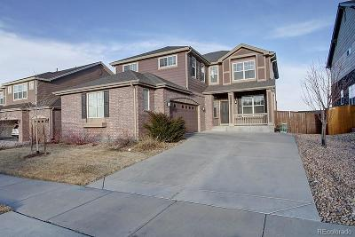 Aurora Single Family Home Active: 5398 South Elk Way