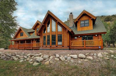 Salida Single Family Home Under Contract: 17351 Little River Lane