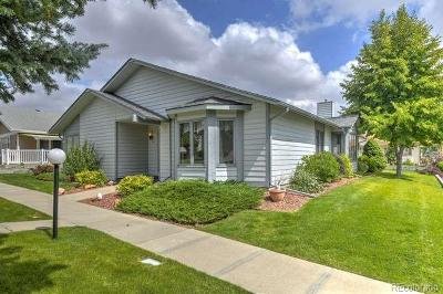Broomfield Single Family Home Under Contract: 19 Carla Way