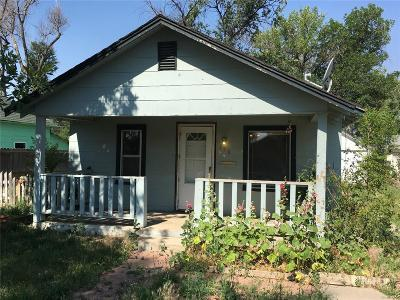 Brighton Single Family Home Sold: 259 North 6th Avenue