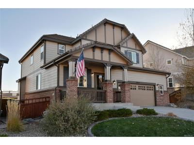 Cobblestone Ranch Single Family Home Under Contract: 7397 Grady Circle