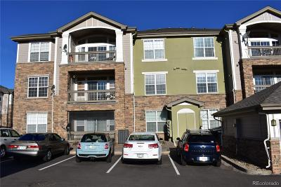 Castle Rock Condo/Townhouse Under Contract: 1575 Olympia Circle #305
