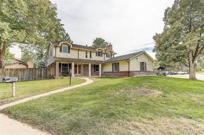 Denver Single Family Home Active: 634 South Galena Street