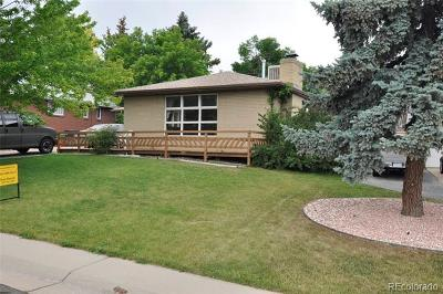 Broomfield Single Family Home Active: 185 Kohl Street