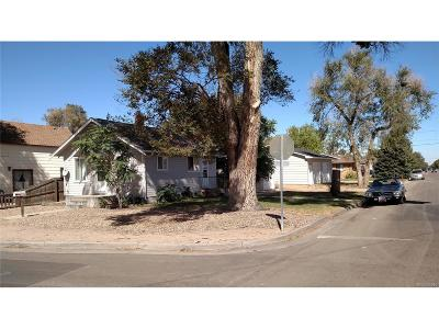 Fort Lupton Single Family Home Under Contract: 245 2nd Street