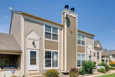 Parker Condo/Townhouse Under Contract: 20012 Briarwood Court