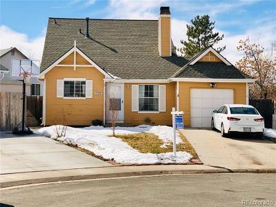 Aurora Single Family Home Active: 4725 South Pagosa Way