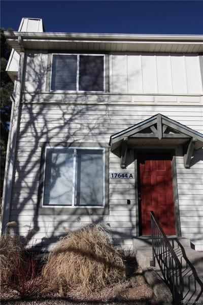 Aurora Condo/Townhouse Under Contract: 17644 East Loyola Drive #A