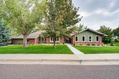 Littleton Single Family Home Under Contract: 11219 West Park Range Road