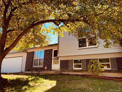Aurora Single Family Home Active: 1251 South Olathe Way